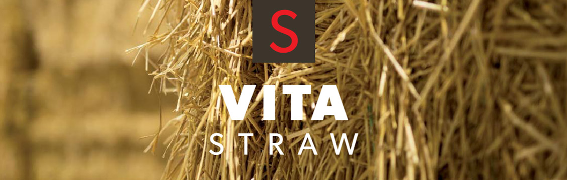 Low iron shredded straw, free from dust - VITA Straw